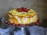 Lemon and Yoghurt Pan-cake
