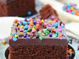 Double chocolate buttermilk cake recipe