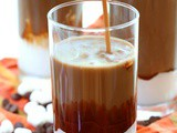 Smores iced coffee recipe