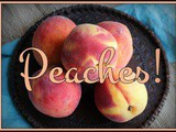 A #SundaySupper Preview of Peaches