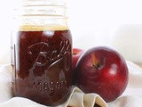 Apple Molasses (Boiled Cider or Cider Syrup)