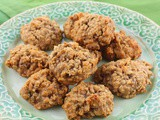 Applesauce Oatmeal Cookies for #FilltheCookieJar