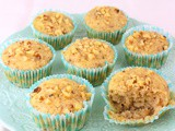 Banana Nut Muffins #MuffinMonday