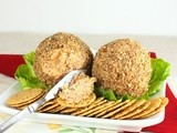 Beefy Cheddar Cheese Ball