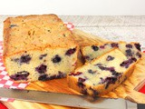Blueberry Lemongrass Quick Bread #ImprovCookingChallenge