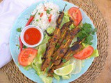 Cambodian Beef Sticks (Grilled Khmer Beef)