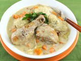 Chicken and Dumplings #SundaySupper