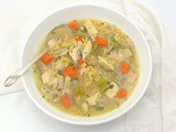 Chicken and Rice Soup (Slow Cooker)