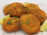Crab and Rice Croquettes