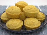 Creamed Corn Muffins #MuffinMonday