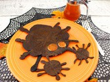 Halloween Pancakes #DeadandBreakfast