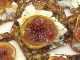 Honey Roasted Figs #FoodieExtravaganza