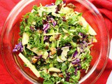Kale and Apple Slaw #BrunchWeek