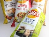 "Lay's ""Do Us a Flavor"" Potato Chip Finalist Review"