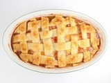 Light Peach Cobbler