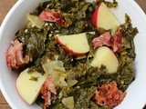 Lucky New Year: Turnip Greens for Prosperity