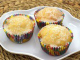 Mandarin Orange Muffins #MuffinMonday