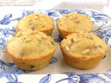 Olive and Bergamot Muffins #MuffinMonday