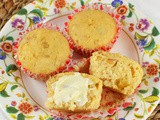 Pineapple Macadamia Nut Muffins #MuffinMonday