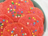 Pink Lemonade Cookies #FilltheCookieJar