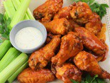 Saucy Taco Chicken Wings