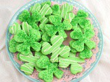 Shamrock Cut-Out Cookies #FilltheCookieJar