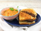 Soup and Sandwich Pairing for #SundaySupper