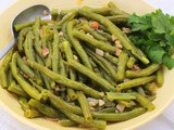 Southern Style Green Beans (Instant Pot)