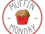 Strawberry Cantaloupe Muffins for #Muffin Monday
