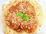 "Sue's ""Almost Famous"" Meatballs"