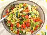 Summertime Fresh Corn Salad