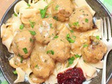 Swedish Meatballs for #SundaySupper