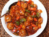 Sweet and Sour Pork Meatballs for #Sunday Supper