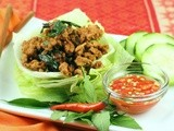 Thai Basil Chicken (Gai Pad Krapao)