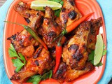 Thai Chicken Wings #RecipeReDo