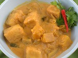 Thai Pumpkin Curry for #PumpkinWeek