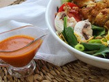 Tomato Soup Salad Dressing