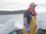 A Taste of Ireland: a day Lobster fishing at Rochespoint in Ireland