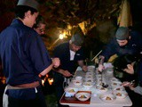 A Taste of Ireland Episode 29: Japanese Chef Takashi Miyazaki serves a meal underground in a Cave