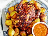 A Taste of Ireland: Harissa and pheasant with roast potatoes