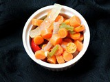 Ninfa's Spicy Pickled Carrots
