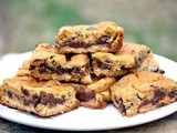 Stuffed Cookie Bars