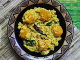 Gummadikaya Kura | Andhra Style Red Pumpkin Curry