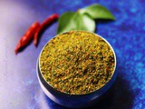 Karivepaku Podi | Andhra Curry Leaves Powder