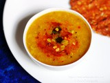 Methi Dana Dal | Mentula Pappu | Dal with Fenugreek Seeds