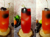 Best and Perfect Shirley Temple Mocktail | Shirley Temple with Orange Juice | Summer Beverages