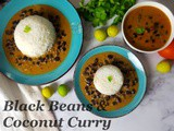 Black Beans and Coconut Curry with Rice | Instant Pot Meal Prep