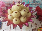 Diwali Special: Rose-Rava Ladoo Without Sugar Syrup
