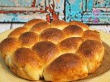 Easy to make Eggless Homemade Ladi Pav (लादी पाव) - Dinner Rolls