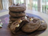 Eggless Chocolate Chips Cookies